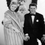 debbie reynolds santa love with eddie fisher