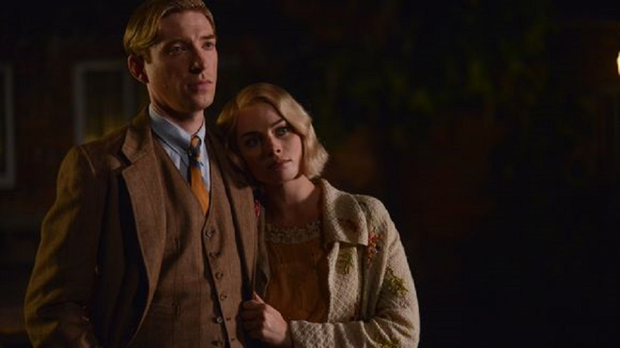 Winnie the Pooh biopic images hit for Margot Robbie and Domhnall Gleeson 2016 images