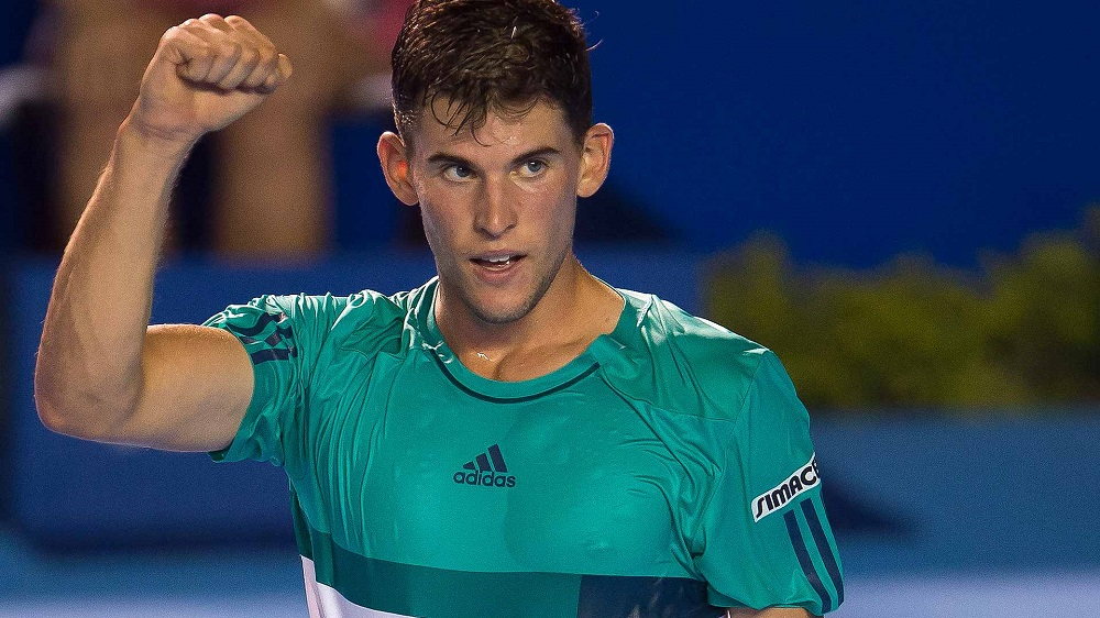 Dominic Thiem picked up the easy draw at 2016 US Open tennis images