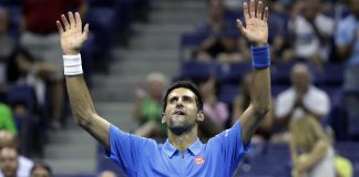 Elbow couldn't keep Novak Djokovic from beating Kyle Edmund: US Open 2016 US Open tennis images