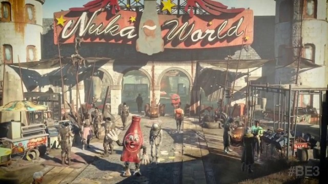 fall out nuka world dlc images