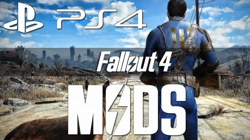 fallout 4 ps4 mods delayed but bethesda might change that
