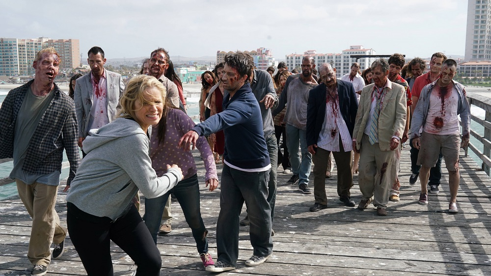 'Fear the Walking Dead' 211 Pablo and Jessica aka taking the plunge 2016 images