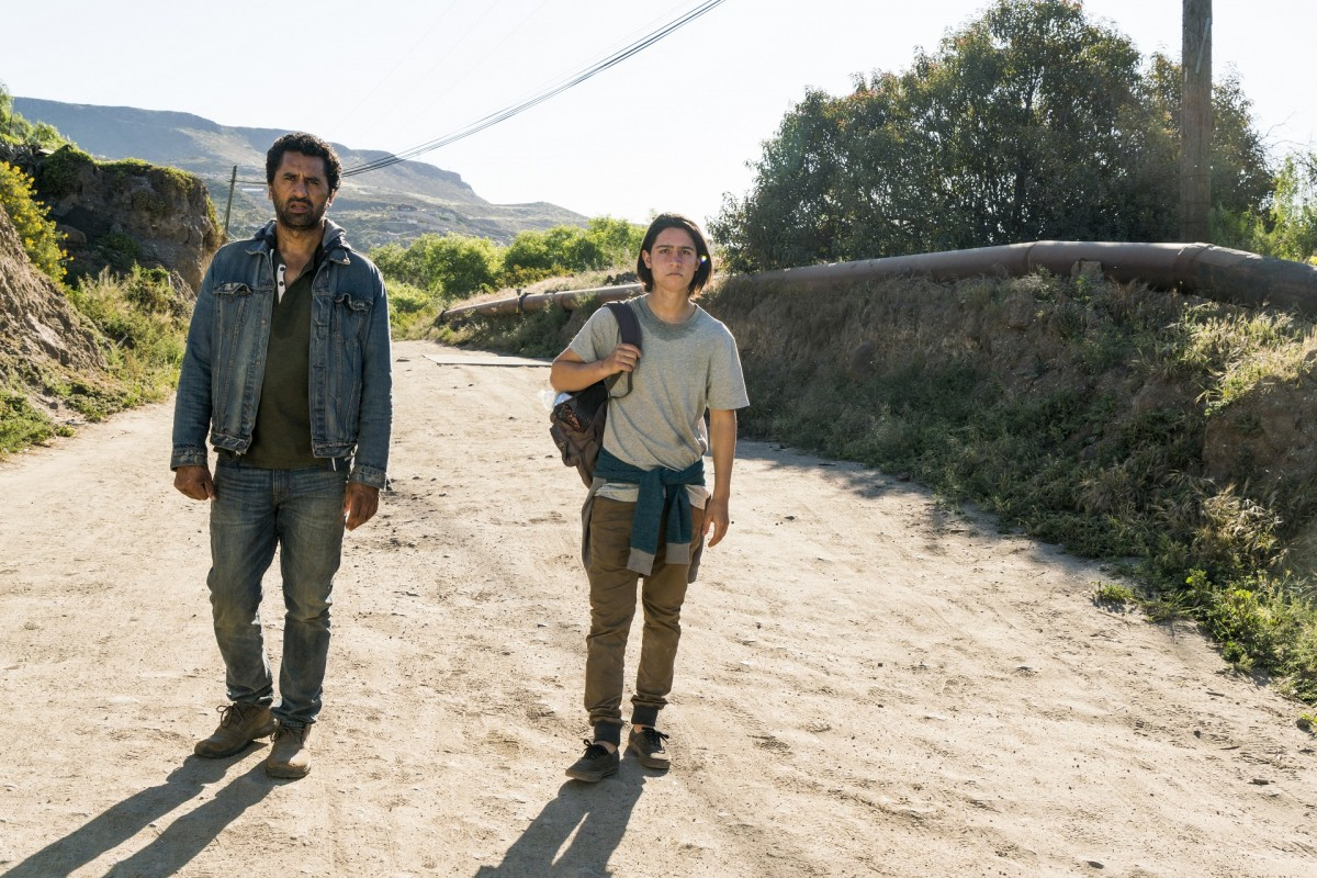 fear the walking dead 210 do not disturb aka red zombie wedding 2016 images