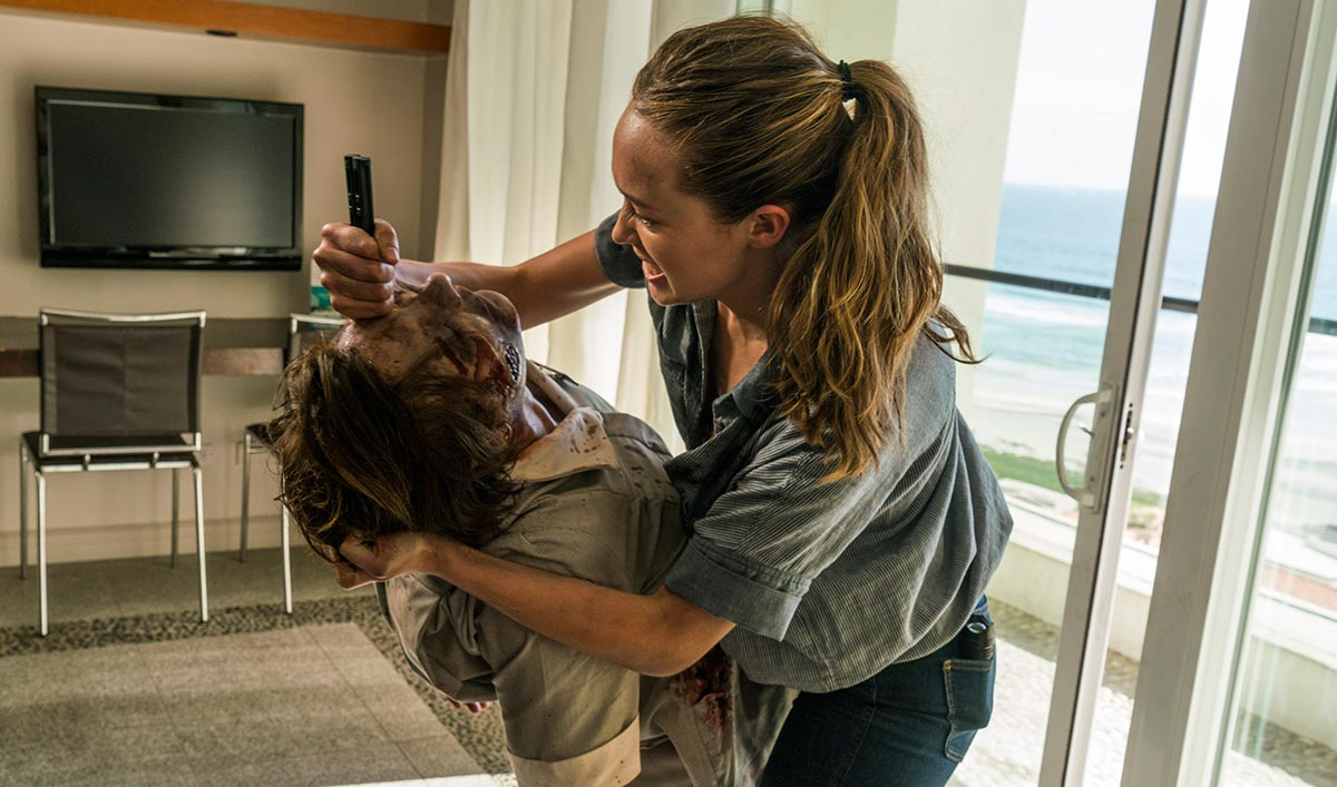 fear the walking dead 211 pablo and jessica aka taking the plunge 2016 images
