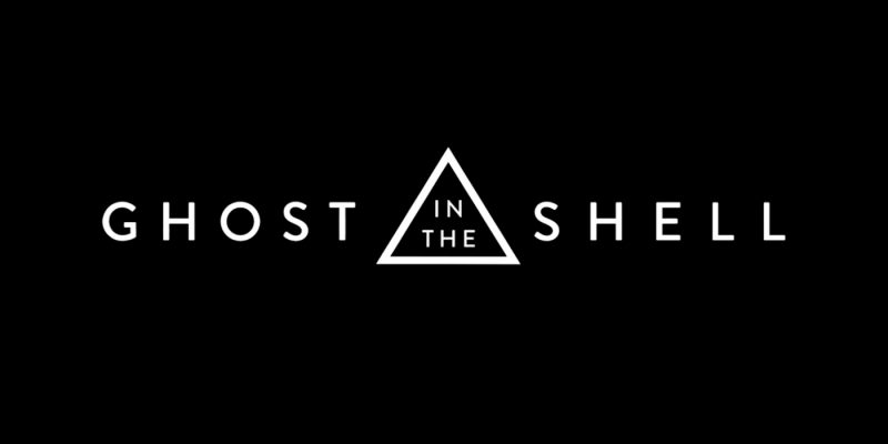ghost in the shell movie logo 2016