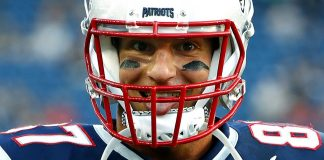 hamstring injury keeps rob gronkowski out of another patriots game 2016 images