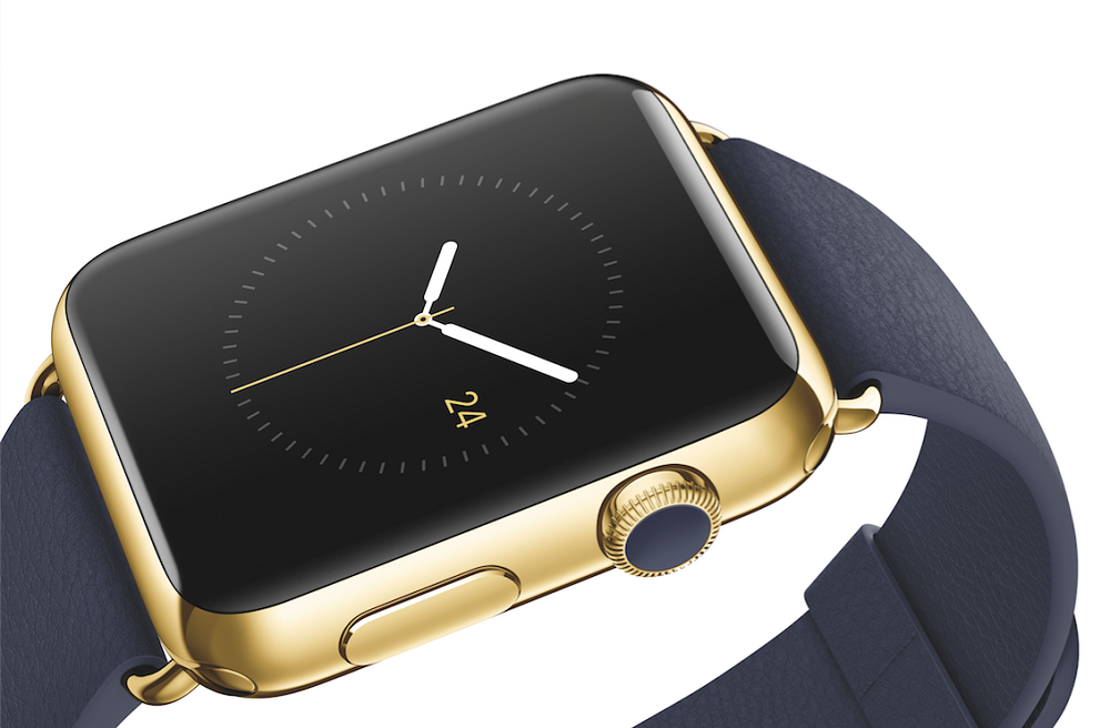 Apple's $10K Luxury Smart Watch loses its sheen for Series 2 2016 images