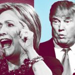 Hillary Clinton vs Donald Trump debate highlights
