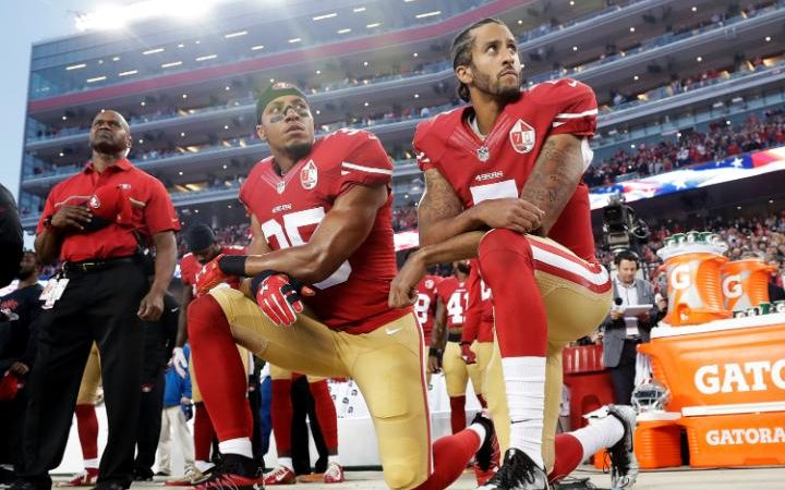 how long will colin kaepernick protest last
