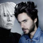 jared leto back to screen with andy warhol