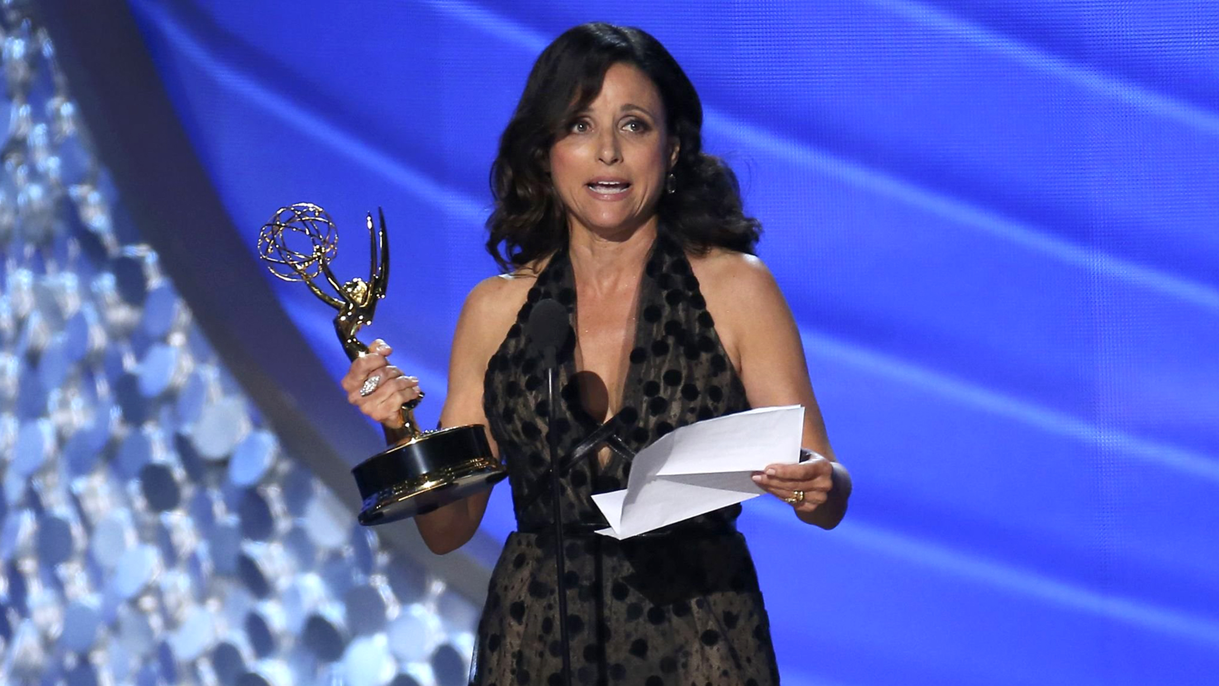 julia louis dreyfuss emmy speech