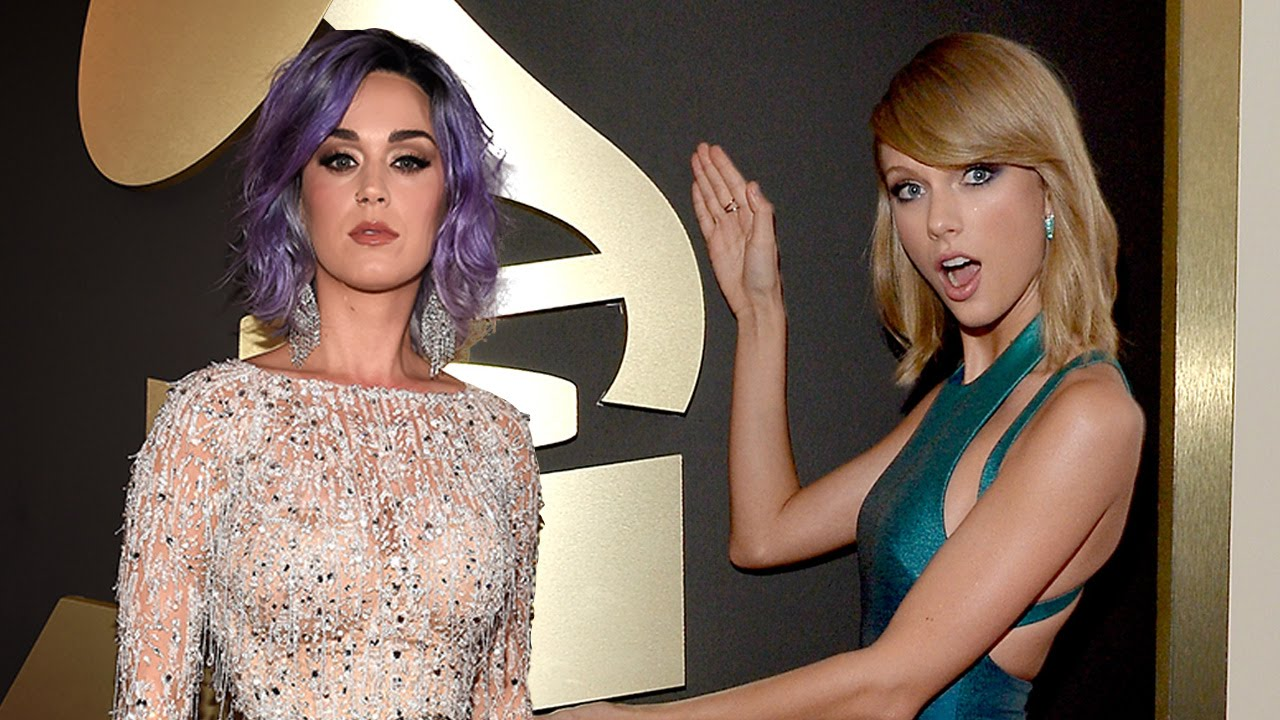 katy perry proves taylor swift feud still going strong