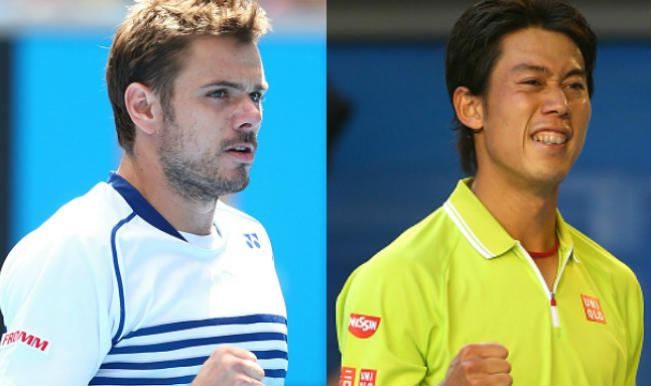 kei nishikori expected to beat stan wawrinka at us open 2016