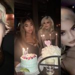 Kylie Jenner gifts up Jordyn Woods and Mariah Carey done with Las Vegas