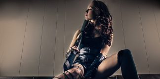 lindsey mckeon leathered upLindsey McKeon talks 'Supernatural' and Dean Winchester 2016 images