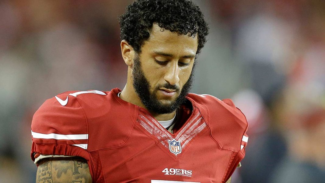 local police threaten boycott of 49ers games due to colin kaepernick