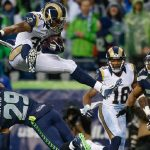 Los Angeles Rams beat Seahawks 9-3 with no touchdowns