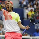 lucas pouille dominic thiem prove better than nick kyrios 2016 images