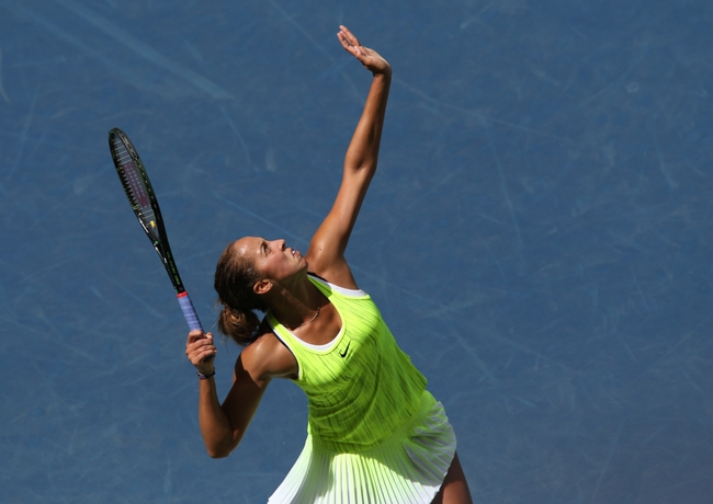 madison keys geared up