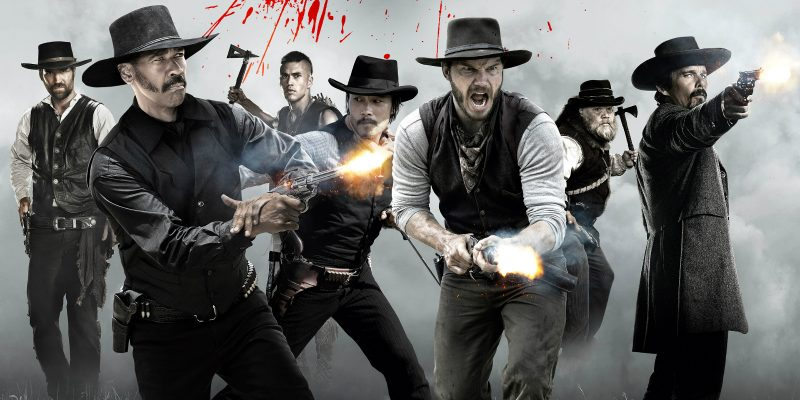 magnificent seven movie 2016 images
