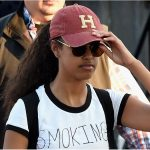Malia Obama's party time and Kylie Jenner wigs out