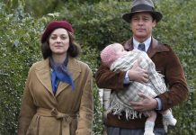 marion cotillard pregnand and insisting nothing with brad pitt 2016 images