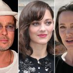 marion cotillard steps in for brad pitt