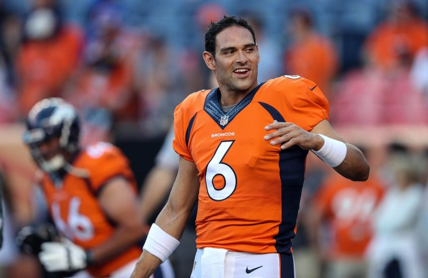 mark sanchez out