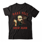 mark sheppard make hell great again shirt