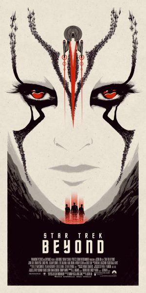 matt ferguson star trek beyond poster yellow movie tv geeks (3)