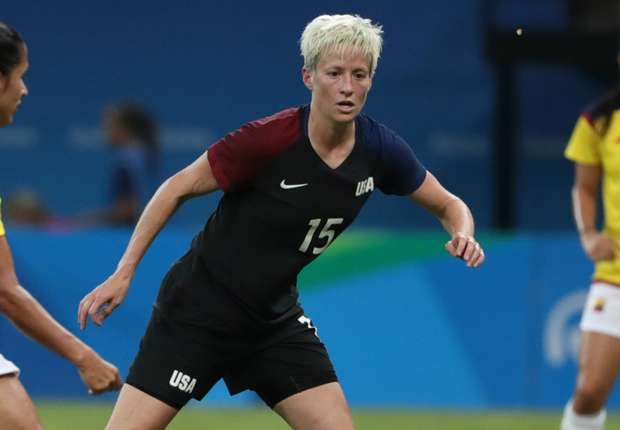 megan rapinoe hero of the week