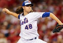 mets jacob degrom's roller coaster injury news ends in surgery 2016 images