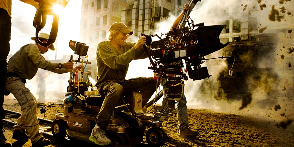Michael Bay stands firm on 'Transformers: the Last Knight' nazis 2016 images