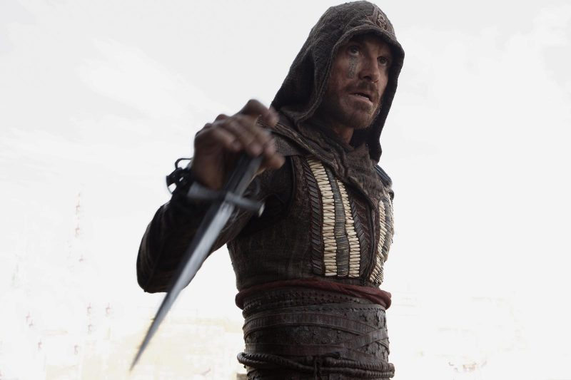 michael fassbinder assassins creed action images 2016 movie 1600x1066