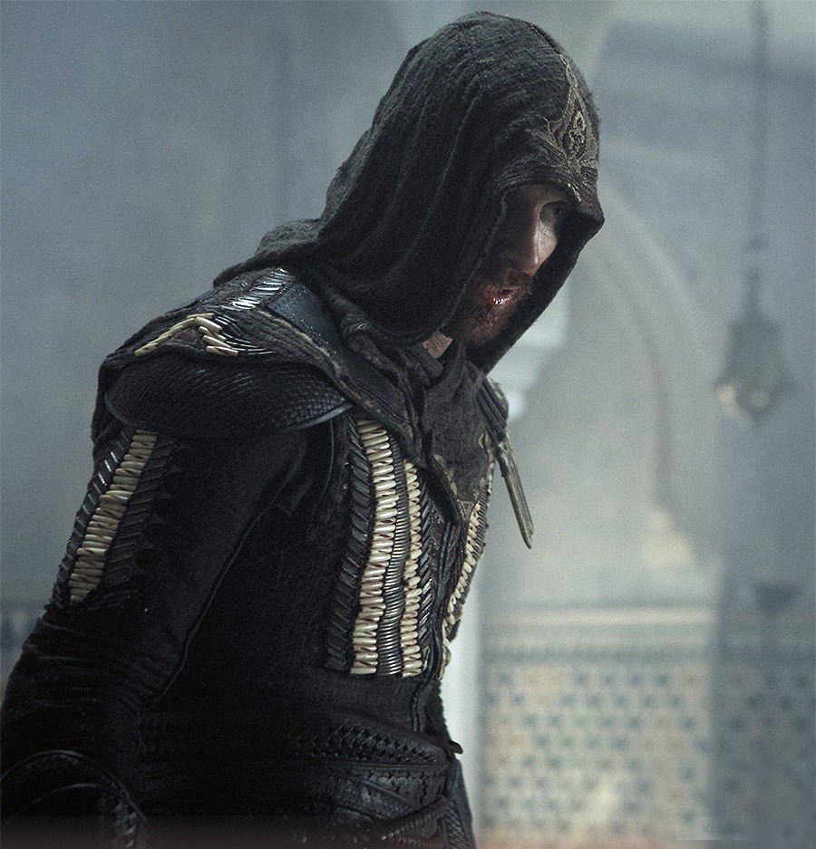 michael fassbinder assassins creed action images 2016 movie 900×937