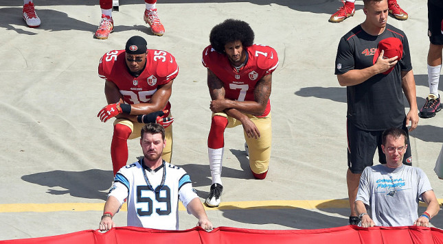nfl scrambles over ratings fall with protests