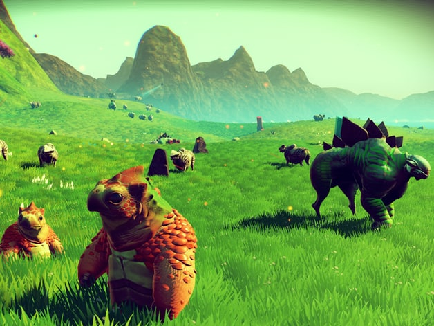 no mans sky review images 2016