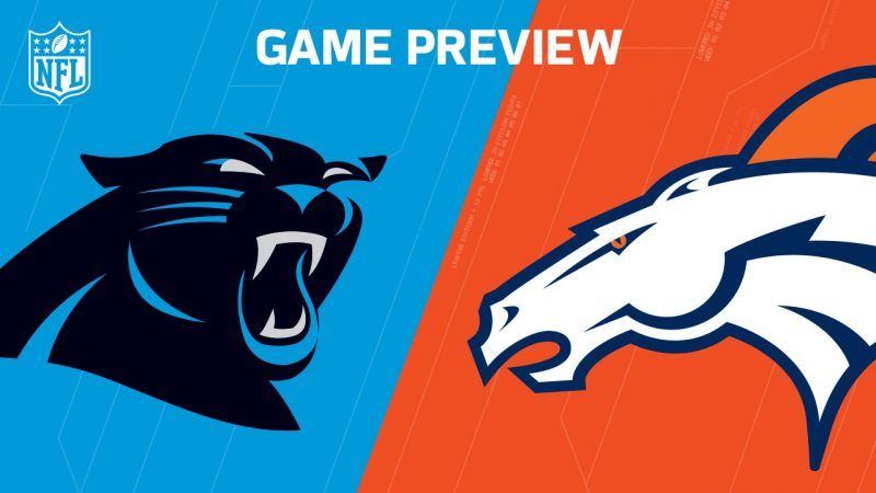north carolina panthers take on denver broncos again 2016 images