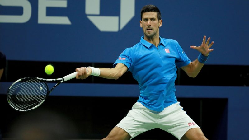 novak djokovic free passes to semifinals us open