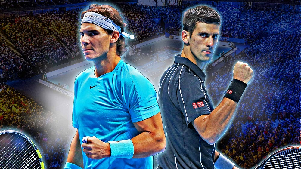 novak djokovic rafael nadal semifinal showdown looms at 2016 us open tennis images