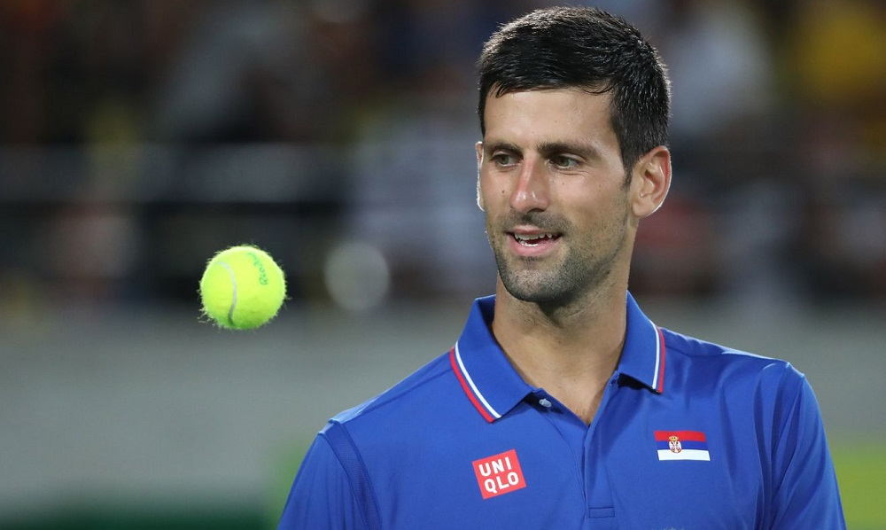 novak djokovic ready for us open third round 2016 images tennis