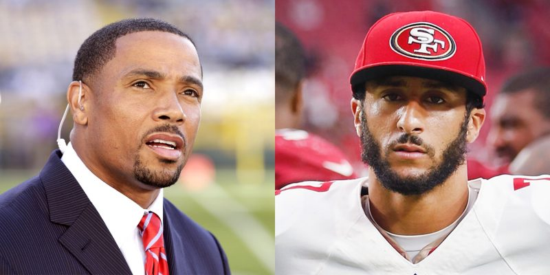 now colin kaepernick isn't black enough to protest 2016 images