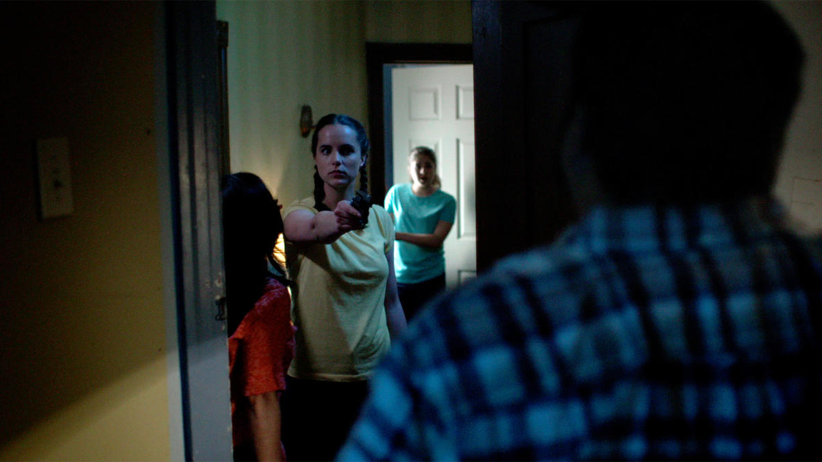 paranormal witness 503 from hell girl pulls gun on daddy