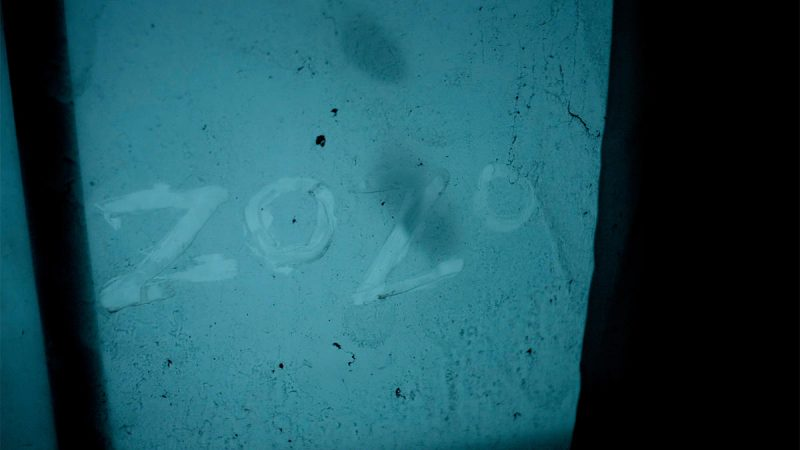 paranormal witness 505 zozo on window