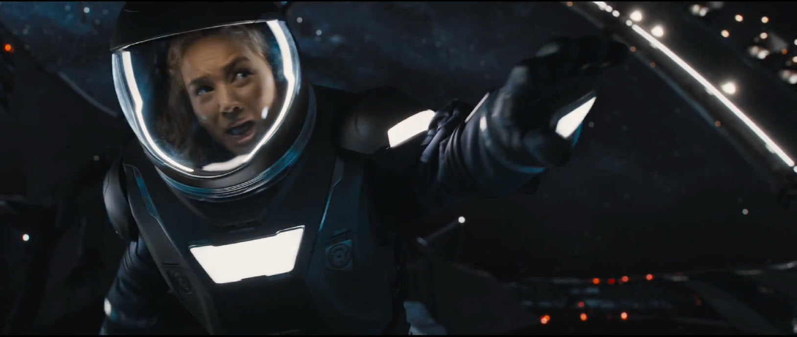 passengers jennifer lawrence space suit work