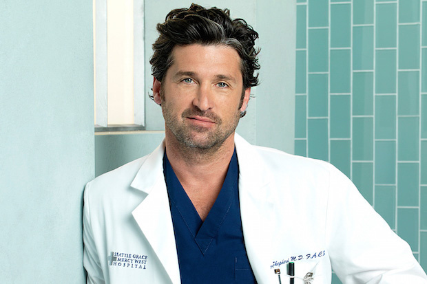 patrick dempsey not keeping up on greys anatomy