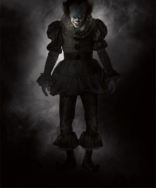 pennywise full body shot