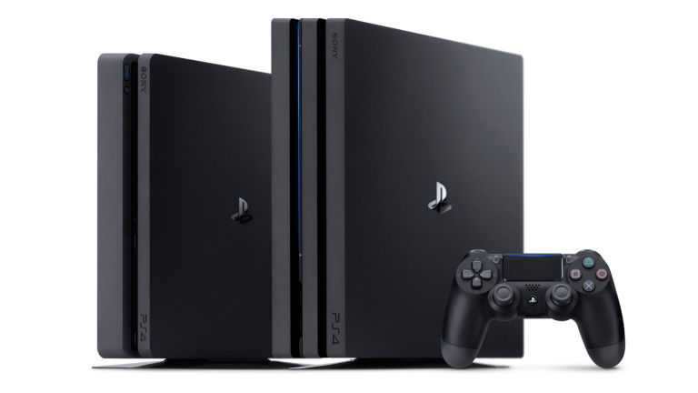 ps4 slim and pro versions out
