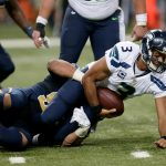 rams beat seahawks without worrying about goalposts